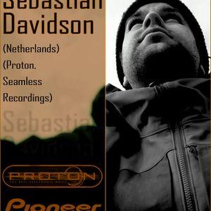 Sebastian Davidson - guest mix 08(20.03.10)