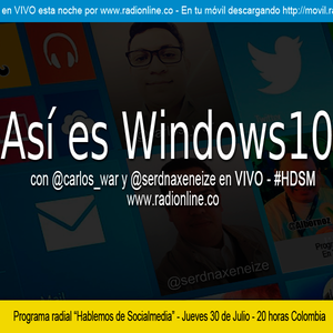 Así es Windows 10 - Parte 2