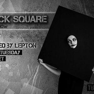 Black Square Series 007 - Lepton