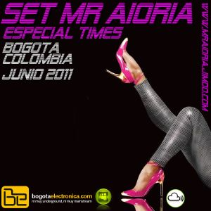 Set Mr Aioria - Especial Times