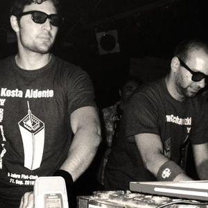 Serwo Schamutzki & Kosta Aldente LIVE @ Radio Tonkuhle 05.11.2010