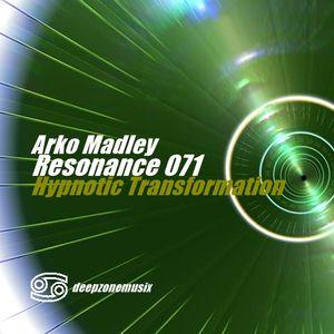 Arko Madley - Resonance 071 (2016-09-19)