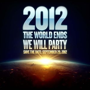 The CIRCUS - It's the End of the World - Podcast ★ 09-2012 - DJ AleXio