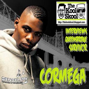 "DJ Shucks One the Idiot Interviews Cormega - The Kool Skool Radio Show ""Legends From Queens Series"""
