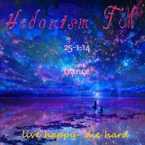 hedonism fm 25-1-14 trance