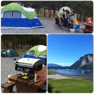 Part 33 - Camping At Monck