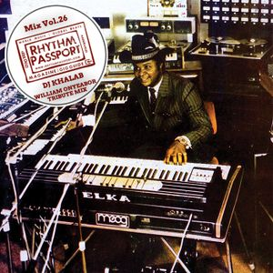 Rhythm Passport Mixes: Vol.26 - DJ Khalab - William Onyeabor Tribute Mix