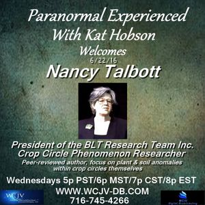 Paranormal Experienced with Kat Hobson 20160622 Nancy Talbott.mp3