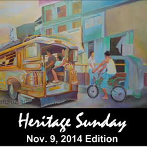 Nov. 09, 2014 edition - Heritage Sunday