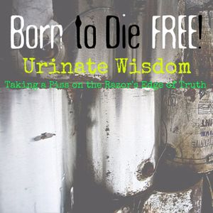 B2DF #17: Your Innate Wisdom (taking a piss on the razor's edge of Truth)