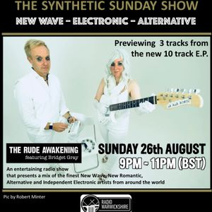 RW149 THE JOHNNY NORMAL SYNTHETIC SUNDAY SHOW - 26th August 2018