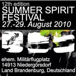 Bad Born @ Summer Spirit Festival 2010 Hangar III (00.00-01.30)