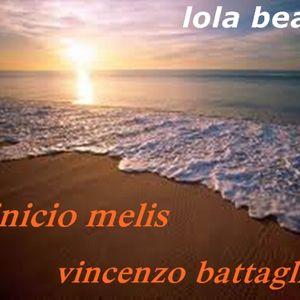 vinicio melis e vincenzo battaglia lola beach