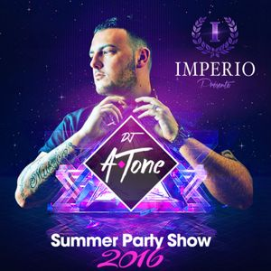 DJ ATONE SUMMER PARTY SHOW 2K16