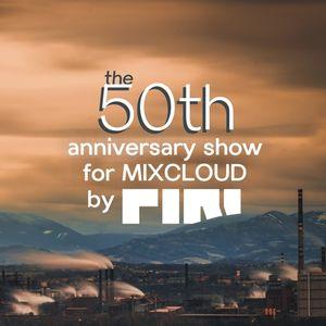 DJ Piri - The 50th Anniversary Show For Mixcloud