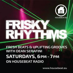 JJazproJect presents Frisky Rhythms 1516