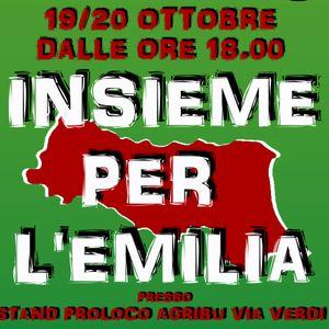 Piazzi & Canè@Insieme per l'emilia