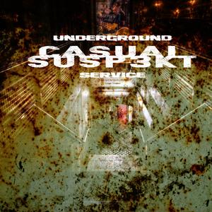 Underground service Hardcore//Crossbreed session by Casual Suspekt