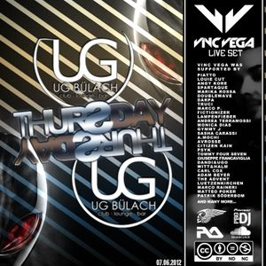 Vinc-Vega - Live-Set 07.06.12 - UG Bülach