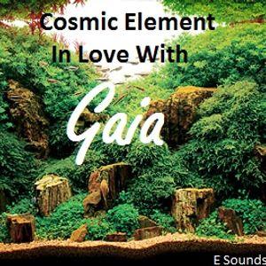 Dj IZI.E Presents - Cosmic Element - In Love With Gaia