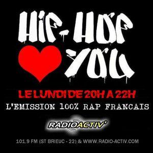 Hip Hop Loves You - Saison #5 (23/03/2015)