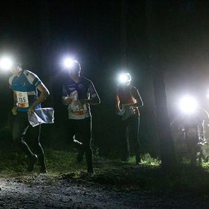 Sport with Paul - Night Orienteering Special