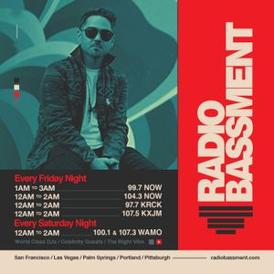 The Bassment w/ DJ Goldenchyld 04.05.19 (Hour Two)