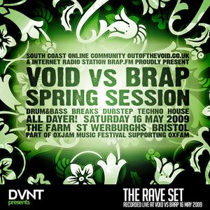 DVNT, the RAVE set