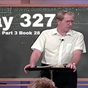 327 - Les Feldick Bible Study Lesson 1 - Part 3 - Book 28