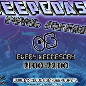 DeepCoast - Royal Session 05 @ Royal Radio (2011-04-20)