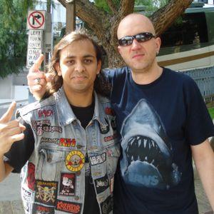 Interview with Jon Larsen from Volbeat