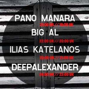 Ilias Katelanos @ EDM Underground Showcase 26 Noe 2015 - www.westradio.gr