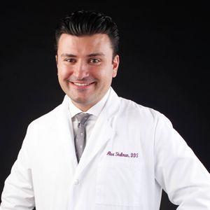 Alex Shalman speaks to the new dentist