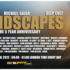 Orelse - Mindscapes 5 Years Anniversary on Pure.FM