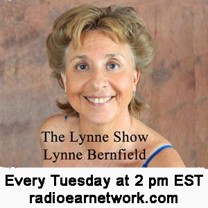 Meliss Kenworthy - Painting Churches on the Lynne Show with Lynne Bernfield