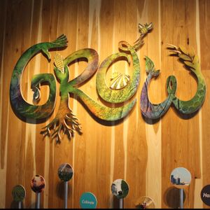 GROW with St. Louis Science Center and new Exhibit about Our Food