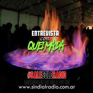 Queimada - Entrevista Sale Solo 10/05/2017