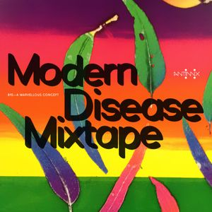 The Antimix Modern Disease Mixtape 015