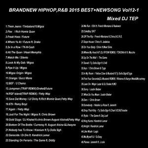 2015 BEST+NEWSONG HIPHOP,R&B Vol.12-1