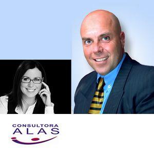 Carla Angola entrevistó a Daniel Elfenbaum de Consultora ALAS