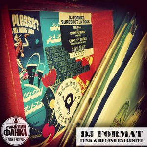 Funk and Beyond feat. DJ Format