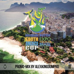 KINGDOM PRO pres. PROMO MIX - Hookah Battle South America Cup 2017 / by ALEXKINGDOMPRO