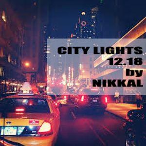 CITY LIGHTS 12.18 BY NIKKAL-NIKOS KALOUDIS