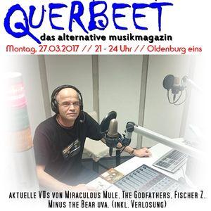 Querbeet - das alternative musikmagazin 05/2017