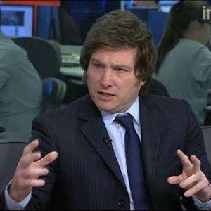 Javier Milei Economista LA BISAGRA 28-10-2016