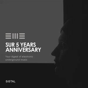 SUR 5Y anniversary: SiSTAL