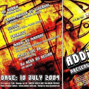 Dj Ocram @ Brieljant, Deinze (Belgium) 10.07.2004