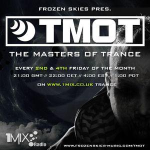 Frozen Skies - Masters Of Trance Episode #023 Live @1Mix Radio | 1mix.co.uk | 08. Jan 2016