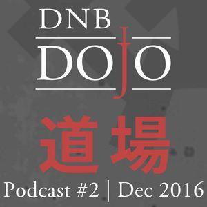 DNB Dojo Podcast #2 - Dec 2016
