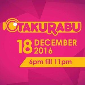 OTAKURABU 2016 K0SM0S Set 「シンガポール アニクラ」